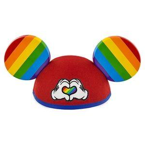 Disney Rainbow Mickey Ears